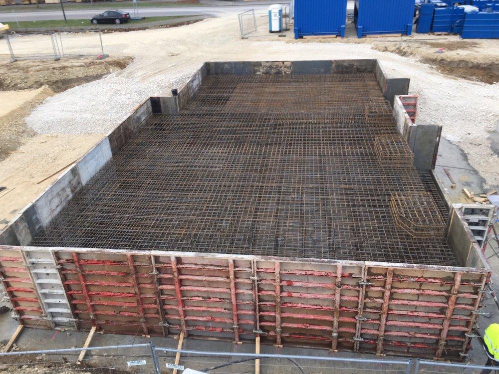 BV Asphaltmischanlage im Interpark Großmehring