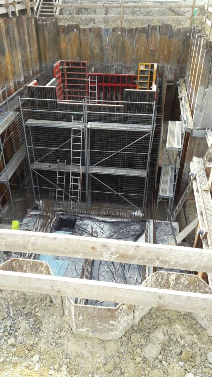 BV Neubau eines Abwasserpumpwerks in Kronwieden