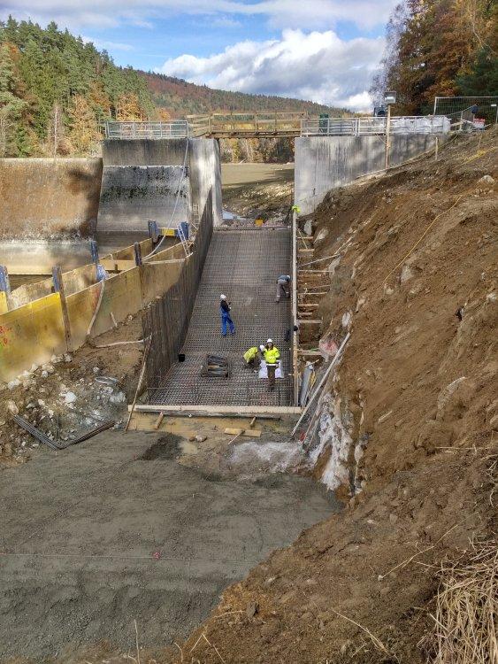 BV Wasserkraftanlage Eixendorf II